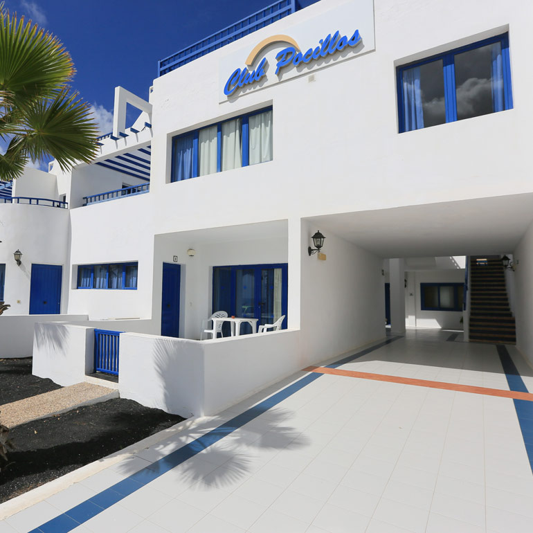 The Club Apartments: Apartments CLUB POCILLOS